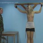 And the Jenni kohoutova spanking congratulate, magnificent