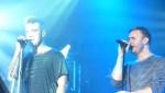 Robbie et Gary  au concert à Paris au Alhambra 10/10/2010 2279c2101961674