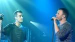 Robbie et Gary  au concert à Paris au Alhambra 10/10/2010 792977101961192