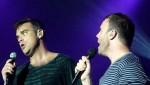 Robbie et Gary  au concert à Paris au Alhambra 10/10/2010 Ab1b78101963751