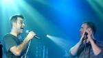 Robbie et Gary  au concert à Paris au Alhambra 10/10/2010 C021c0101961034