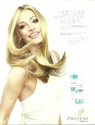 Cat Deeley-Pantene Pro V Adverts