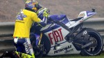 Valentino Rossi Yamaha YZR-M1 Valencia 2010