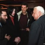 Meeting Ariel Sharon In NYC (6-1-01) 11f5ba108043057