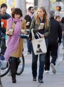 Nov 26, 2010 - Elizabeth Berkley - The Urth Cafe in Beverly Hills Ecc338108483221