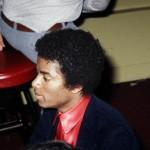 1979 MJ At Jane Fonda Fundraiser 45e038116223754