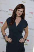 Sara Rue at The Academy Awards Style Lounge in Beverly Hills on February 25, 2011