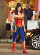 Adrianne Palicki - **ADDS** x13   Wonder Woman: On Set 3/29/11 10x