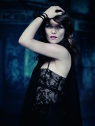 Ванесса Паради, фото 27. Vanessa Paradis Paolo Roversi Photoshoot 2011 for i-D, photo 27