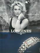 Kate Winslet-Longlines Advert