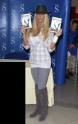 Katie Price (Jordan) Busting Out @ Book Signing in Hertfordshire, England May 7th HQ x 5