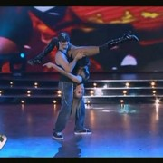 Pampita Reggaetoneando En La Apertura De Showmatch 2011