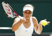 Сабина Лисицки, фото 29. Sabine Lisicki Wimbledon 2011 - SemiFinal Match, photo 29