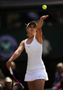 Сабина Лисицки, фото 11. Sabine Lisicki Wimbledon 2011 - SemiFinal Match, photo 11