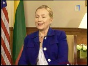 Hillary Clinton---TV-Interview--July--2011