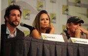 Мун Бладгуд, фото 111. Moon Bloodgood Cast Of TNT's Falling Skies At Comic-Con - July 22, 2011, foto 111