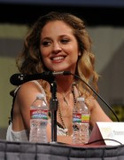 Маргарита Левиева, фото 47. Margarita Levieva 'Knights Of Badassdom' Panel at Comic-Con - July 23, 2011, foto 47