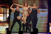 Jennifer Lopez performs during a Special Concert at Mohegan Sun's 15th Anniversary Celebration, 22 October, x15