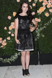 Лили Коллинз, фото 566. Lily Collins CHANEL Boutique on October 27, 2011 in Los Angeles, California, foto 566