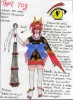 [Original Art] Asmodeus de lujuria 670472157135819