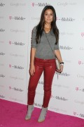 Эммануэль Шрики, фото 1674. Emmanuelle Chriqui Launch of Google Music at Mr. Brainwash Studios on November 16, 2011 in Los Angeles, California, foto 1674