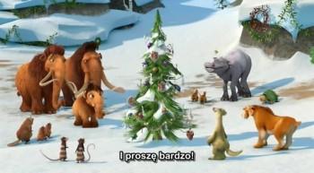 Epoka lodowcowa Mamucia gwiazdka / Ice Age A Mammoth Christmas (2011) PLSUBBED.DVDRip.XviD-Sajmon