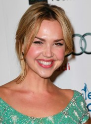 Ариэль Кэбл, фото 820. Arielle Kebbel - The Ripple Effect dinner party - LA - 10/12/11, foto 820