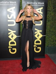 Дэльта Гудрэм, фото 1558. Delta Goodrem G'Day USA Black Tie Gala in Hollywood - 14.01.2012, foto 1558