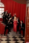 Blake Lively as Marilyn Monroe in Gossip Girl 100th episode