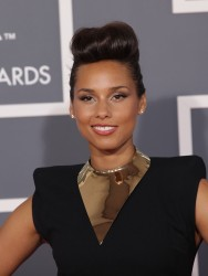 Алиша Киз (Алисия Кис), фото 3065. Alicia Keys 54th annual Grammy Awards - 12/02/2012 - Red Carpet, foto 3065