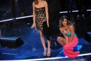 Белен Родригез, фото 207. Belen Rodriguez - revealing Sanremo Festival day 2 - Feb 15, foto 207