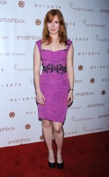 Алисия Уитт, фото 306. Alicia Witt 5th Annual Pieces of Heaven Art Auction in Los Angeles - February 23, 2012, foto 306