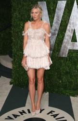 Мария Шарапова, фото 6405. Maria Sharapova 2012 Vanity Fair Oscar party - 26.2.2012, foto 6405