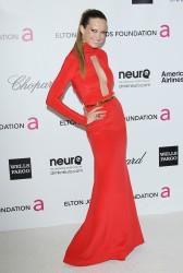 Петра Немсова, фото 4051. Petra Nemcova Elton John AIDS Foundation Academy Awards Party in LA, 26.02.2012, foto 4051