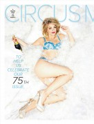 Abby Elliott � Maxim India � March 2012 (x4)