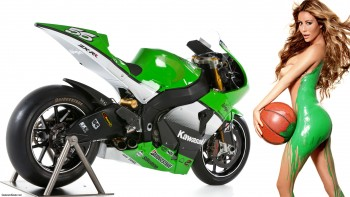 Kawasaki ZX-RR MotoGP