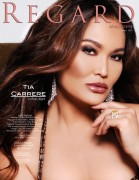 Tia Carrere - Regard magazine April 2012 issue