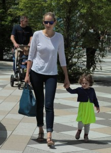 Leelee Sobieski, out & about, NY June 6 2012 *updated