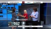 Contessa Brewer (booty shots) 6/15/10 MSNBC HD
