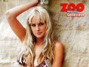 Женевье Мортон, фото 26. Genevieve Morton Zoo Magazine - South-Africa 2008, photo 26