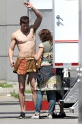 Kellan Lutz Shows Off His Loin A35b4d84717242