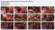 [HD720p Adds] Victoria Justice [with Daniella Monet & Elizabeth Gillies] - Victorious s01e08 Trapped in an RV - Catfight / Belly, Legs & Bikini Top