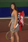 Sorana Cirstea - some match photos and a hot PS LQ and HQ