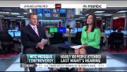 Contessa Brewer (legs) 7/14/10 MSNBC HD