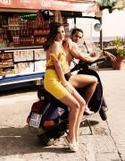 Alyssa Miller - Elle Magazine Scans