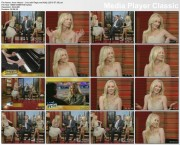 Anne Heche -- Live with Regis and Kelly (2010-07-26)