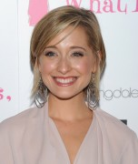"""Allison Mack @ """"Love, Loss & What I Wore"""" New Cast Member Celebration At 44 1/2 In New York City -July 29th 2010- (HQ X8) +Updated & Adds+"""