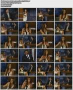 Amanda Crew - Jimmy Kimmel Live! - July 26, 2010 - Legs/Heels