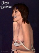 That interfere, Actress joyce dewitt nude this remarkable