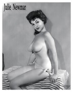 Tell more Nude photographs of julie newmar